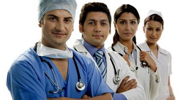 Applications are invited from doctors for contractual appointment